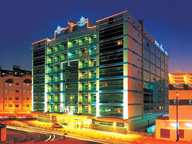 Dubai ,Flora_Grand_Hotel صورة