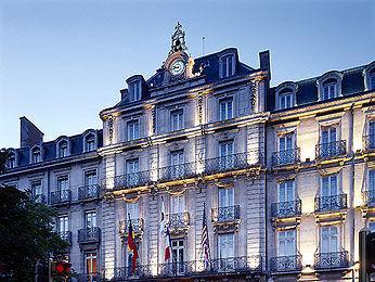 Hotel Sofitel La Cloche Dijon