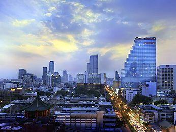 Sofitel Bangkok Silom Hotel