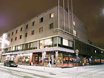Sokos Hotel Valjus Kajaani