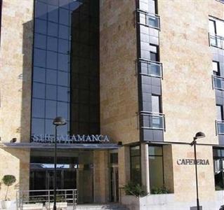 Recoletos Coco Hotel Salamanca