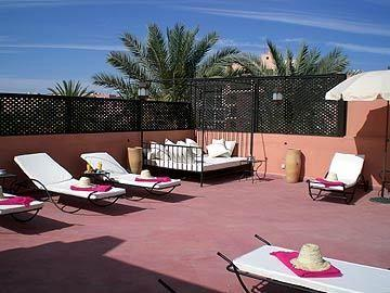 Villa Amira Et Spa Bed & Breakfast Marrakech 78 Rue Sakia El Hamra
