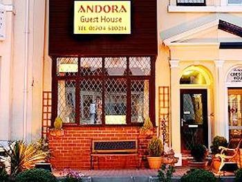 Andora Guest House Southport