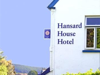 Hansard House Bed and Breakfast Budleigh Salterton