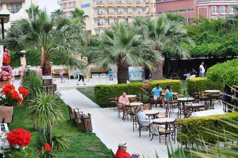 Camyuva Beach Hotel Kemer