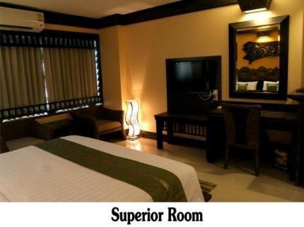 Ruean Phae Royal Park Hotel Phitsanulok