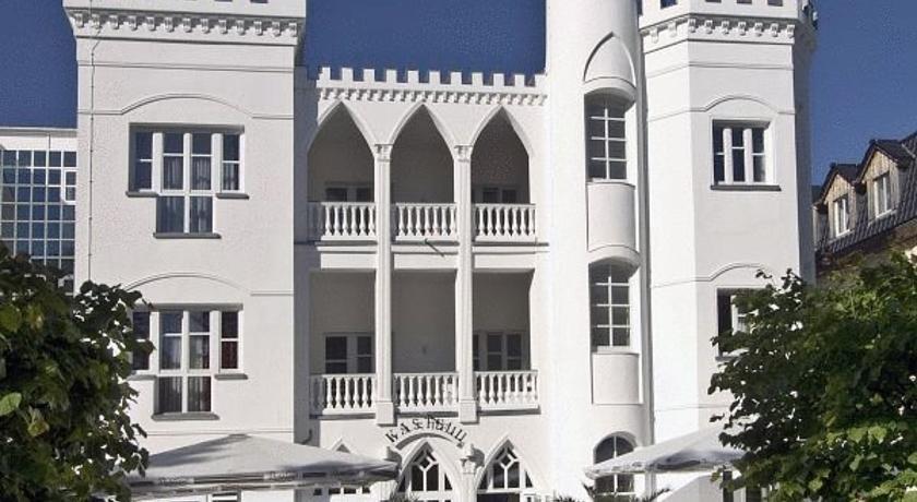Hotel Kastell Ahlbeck Usedom