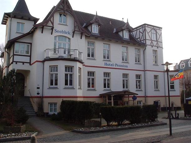 Hotel-Pension Seeblick Kuhlungsborn