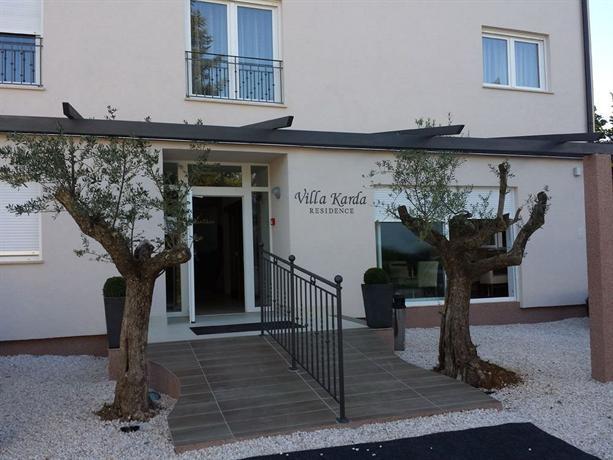Apartments Villa Karda