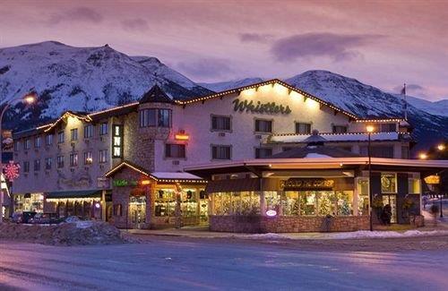 Whistler's Inn Jasper
