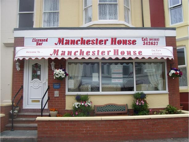 Manchester House Hotel Blackpool