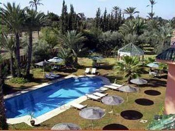 Villa Du Riad Taylor Hotel Marrakech Jinane Sidi Abdelaziz 2