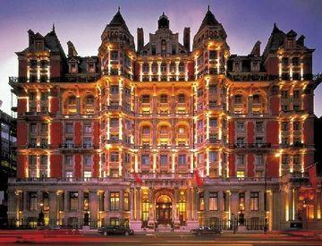 Mandarin Oriental Hotel Hyde Park London