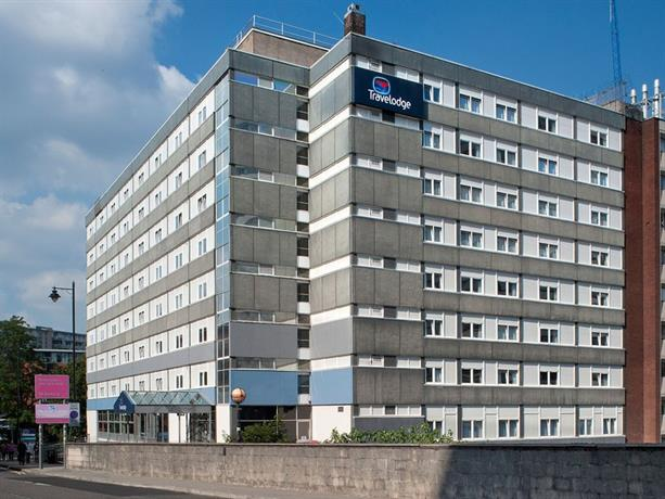 Travelodge Manchester Central Hotel Manchester