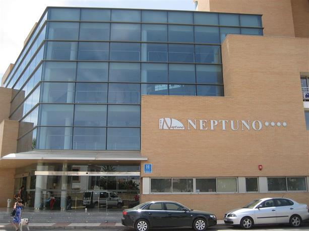 Neptuno Apartments Roquetas de Mar