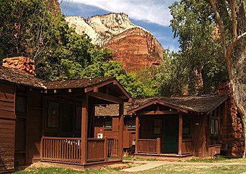 Zion Lodge Springdale (Utah)