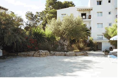 Apartamentos Benet Los Pinares Ibiza