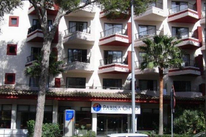 Hotel Pabisa Chico Palma