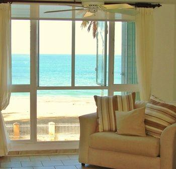 Real Beach Front Luxury Penthouse Villa