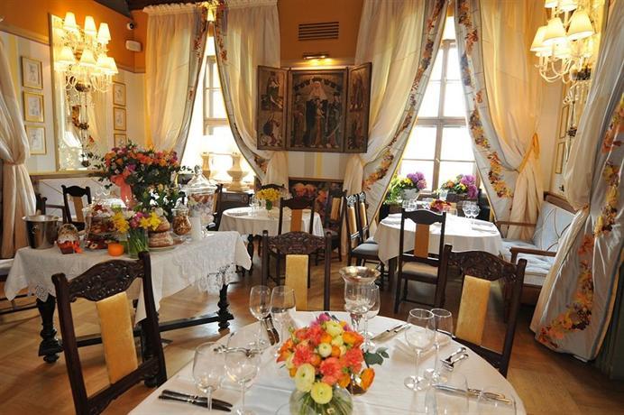 Hotel Wentzl Restaurant