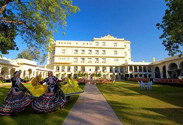 The Raj Palace Hotel Jaipur