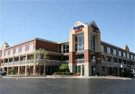 Fairfield Inn Detroit Auburn Hills