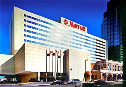 Marriott Hotel Downtown Greensboro