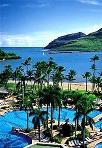 Marriott Kauai Beach Club Resort Lihue