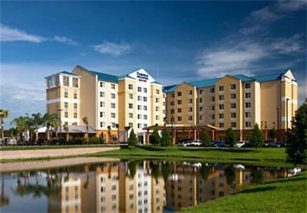 Image of Fairfield Inn & Suites Orlando at Seaworld