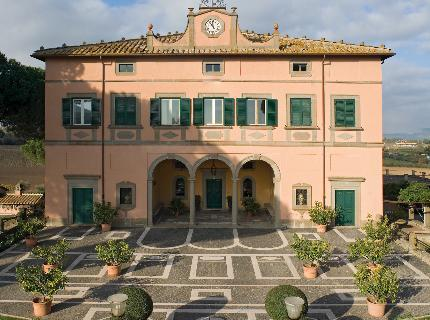 Photo of Villa La Cerretana Hotel Viterbo