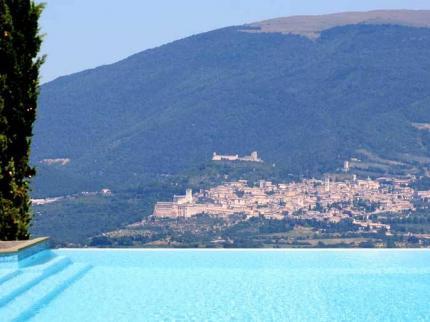 Image of Tramonto su Assisi