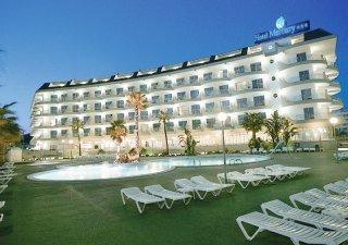Mercury Hotel Santa Susanna.