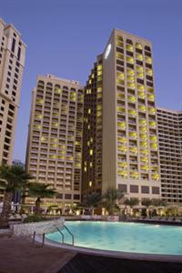 Amwaj Rotana Jumeirah Beach Residence Hotel Dubai