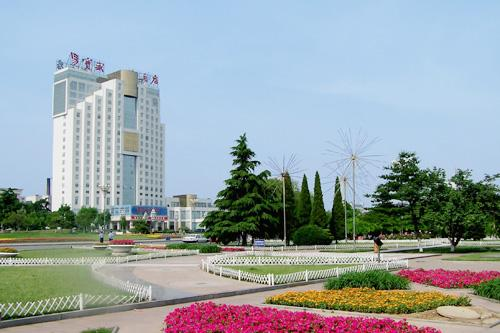 Baosheng Great Hotel Tai'an