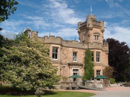 Mansfield Castle Hotel Tain
