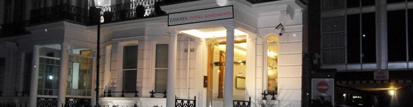 Zawaya Hotel Apartments London