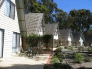 A Line Holiday Village Accommodation Bendigo