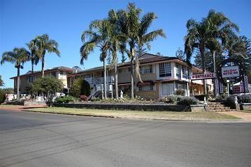 Clifford Park Holiday Motor Inn Toowoomba