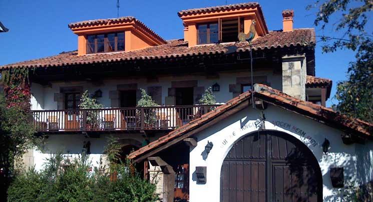 La Casona del Peregrino Hotel Cabuerniga