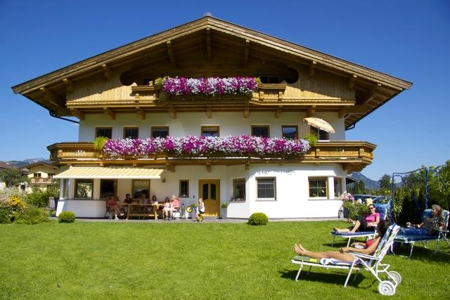 Bauernhof Mesnerhof Farmhouse Brandenberg