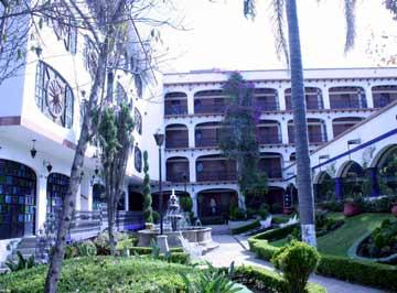 Jeroc's Hotel Tlaxcala