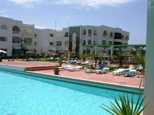 Tunisia nabeul hotel dar zakaria nabeul for Meilleur site de reservation hotel