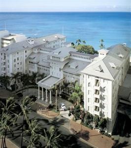 Moana Surfrider Resort Honolulu