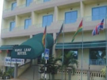 Maple Leaf Hotel Accra