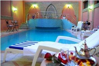 Residence Assounfou Marrakech Angle rue Imam Malek et rue Ibn Toumert