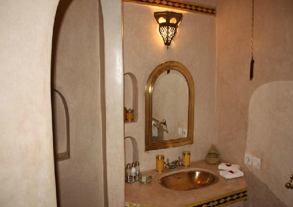 Riad Dar Lea Hotel Marrakech 41 Derbe El Mezgour Sidi Bouamar Medina
