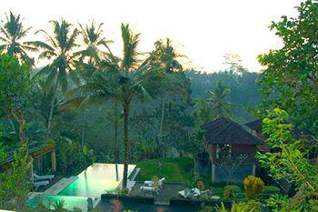 Puri Saron Villas Bali Desa Madangan Petak Ubud Gianyar