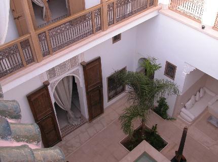 Riad 12 Hotel Marrakech 12 Derb Sraghnas Dar El Bacha
