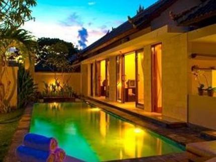 De Abian Villa & Spa Jl. Danau Tempe, No. 37 Sidakarya