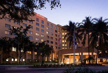 Image of Hilton Fort Lauderdale Airport